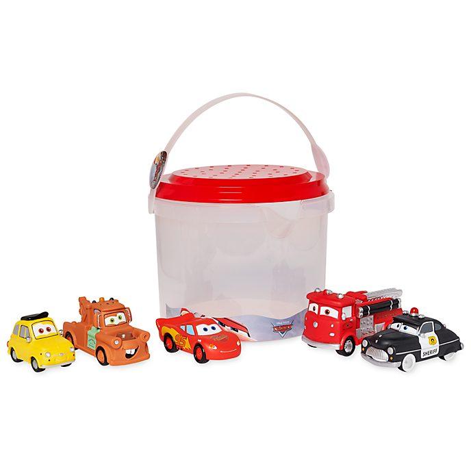 Set juguetes de baño Pixar Cars, Disney Store
