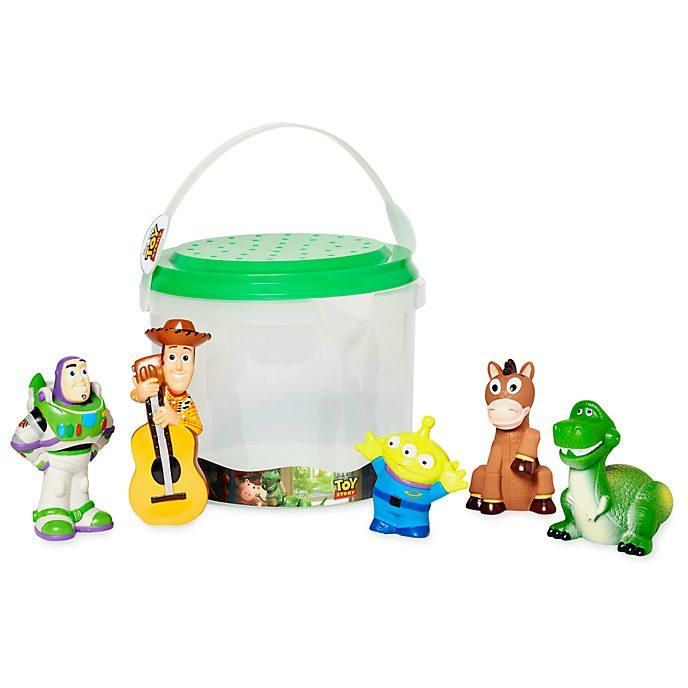 Disney Store - Toy Story - Badespielzeug-Set