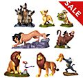 Disney Store The Lion King Deluxe Figurine Playset