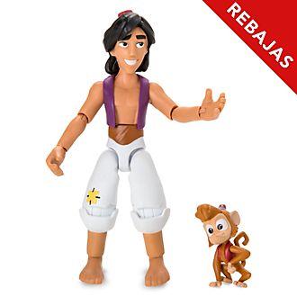Figura acción Aladdín, Disney Toybox, Disney Store