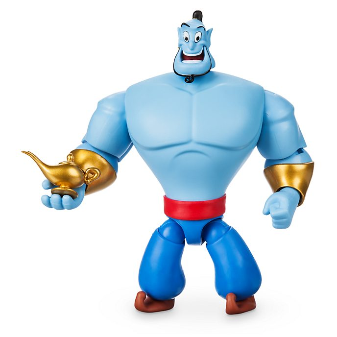 Disney Store - Disney Toybox - Dschinni - Actionfigur