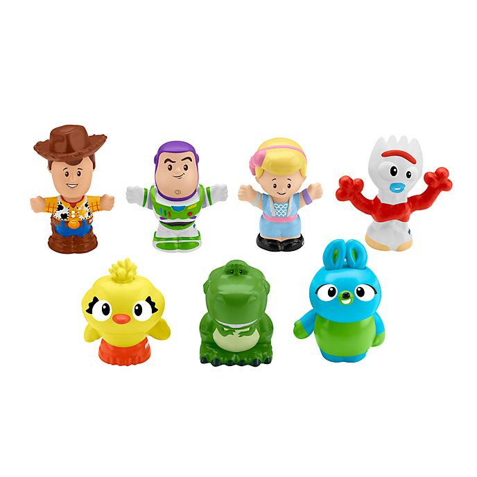Fisher-Price Toy Story 4 Little People Figurine Playset