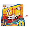 Imaginext - Toy Story 4 - Duke Caboom - Stunt-Spielset