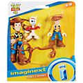 Imaginext - Toy Story 4 - Woody und Forky - Actionfiguren