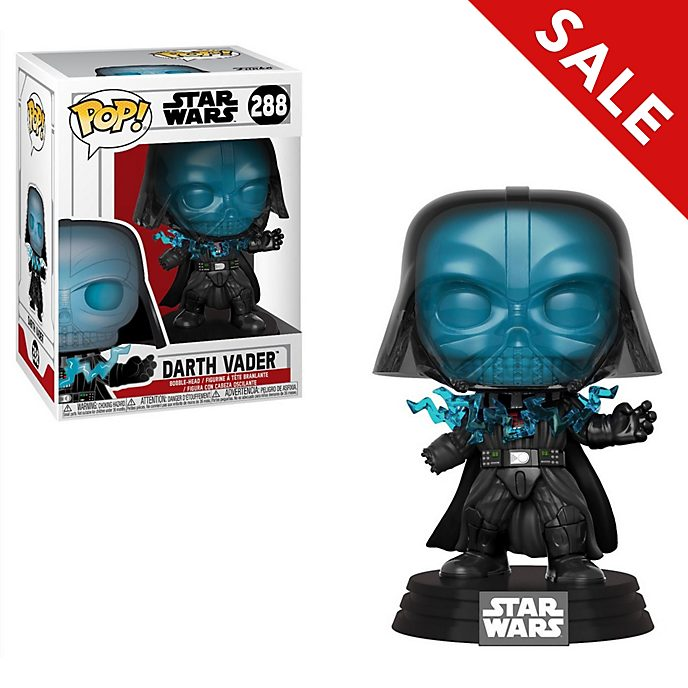Funko Darth Vader Exclusive Glow-In-The-Dark Pop! Vinyl Figure