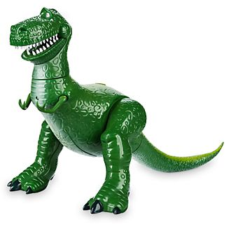Disney Store Rex Talking Action Figure