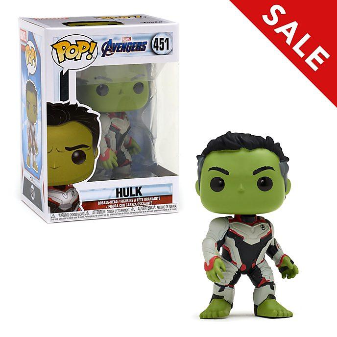 Funko - The Avengers: Endgame - Hulk - Pop! Vinylfigur
