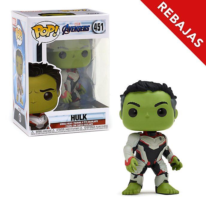 Figura de vinilo Hulk, Vengadores: Endgame, Pop!, Funko