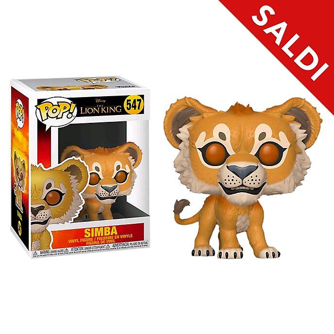 Personaggio in vinile Simba serie Pop! di Funko, Il Re Leone