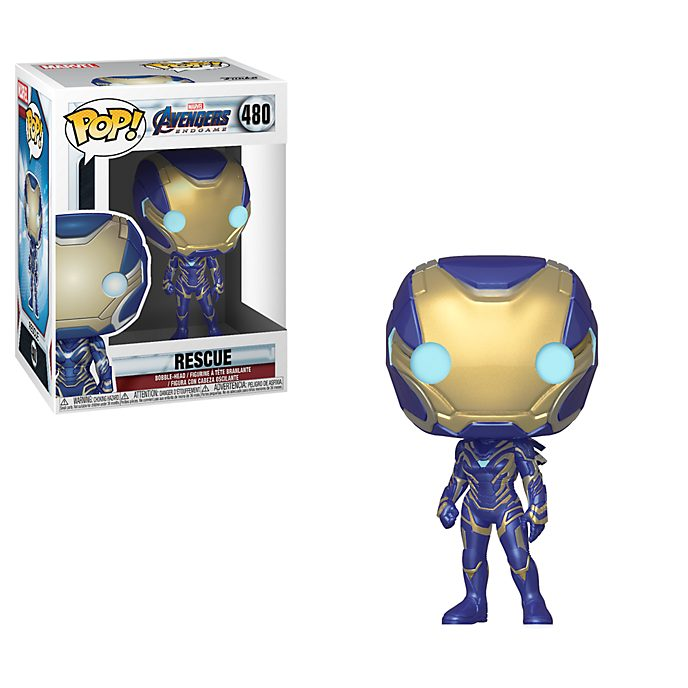 Personaggio in vinile Rescue serie Pop! di Funko, Avengers: Endgame