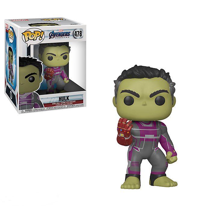 Funko - Avengers: Endgame - Hulk mit Nano-Handschuh - Pop! Vinylfigur