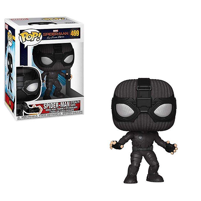 Funko Figurine Spider-Man costume camouflage Pop! en vinyle
