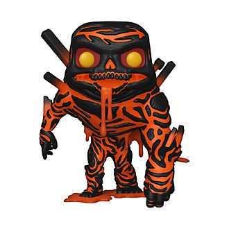 Personaggio in vinile Molten Man serie Pop! di Funko, Spider-Man: Far From Home