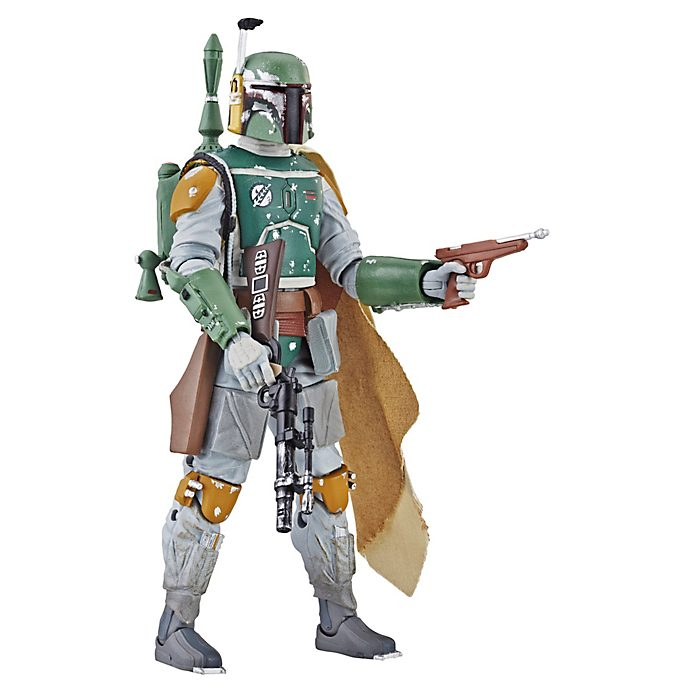 Hasbro Boba Fett 6'' Star Wars: The Black Series Archive Action Figure