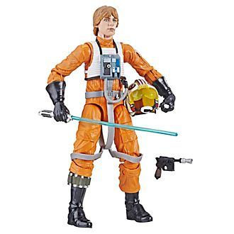 Hasbro Luke Skywalker 6'' Star Wars: The Black Series Archive Action Figure