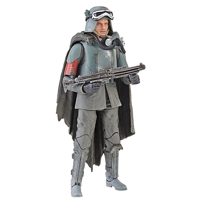 Hasbro - Star Wars: The Black Series - Han Solo - 15cm große Actionfigur