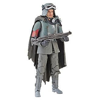 Hasbro Figurine Han Solo articulée de 15 cm, Star Wars: The Black Series