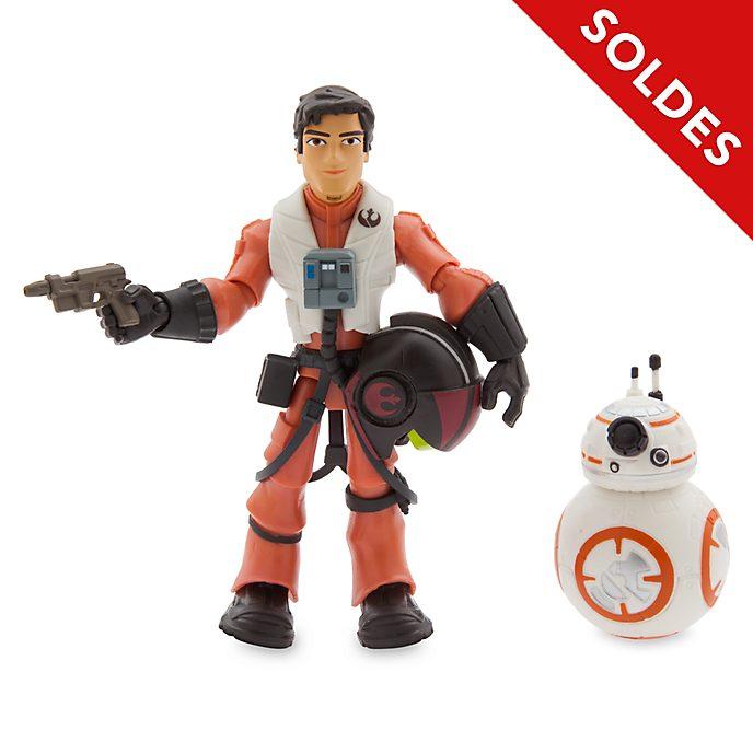 Disney Store Figurine articulée Poe Dameron Star Wars ToyBox