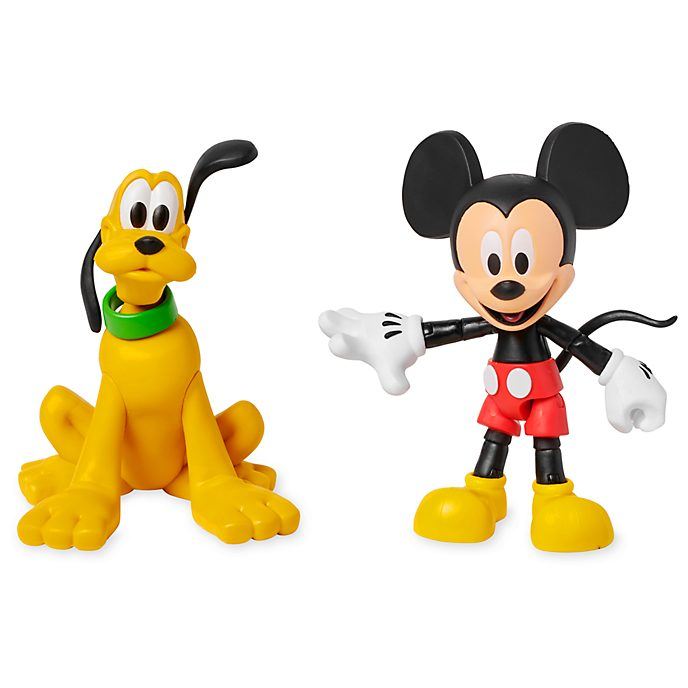 Figura acción Mickey Mouse, Disney Toybox, Disney Store