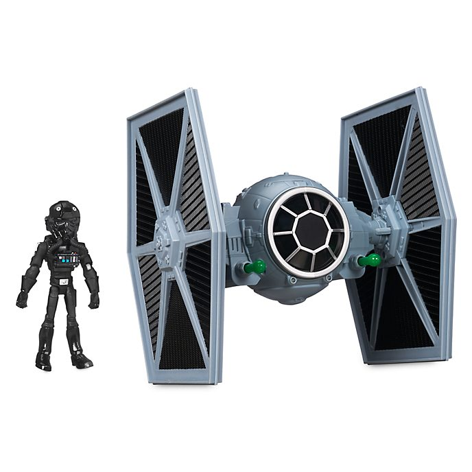 Disney Store - Star Wars Toybox - TIE Fighter mit Pilot