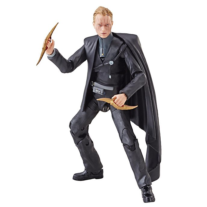 Hasbro - Star Wars: The Black Series - Dryden Vos - 15 cm große Actionfigur