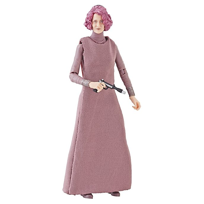 Hasbro Vice Admiral Holdo 6'' Star Wars: The Black Series Action Figure