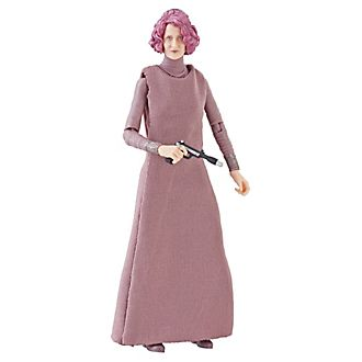 Hasbro - Star Wars: The Black Series - Vizeadmiral Holdo - 15 cm große Actionfigur