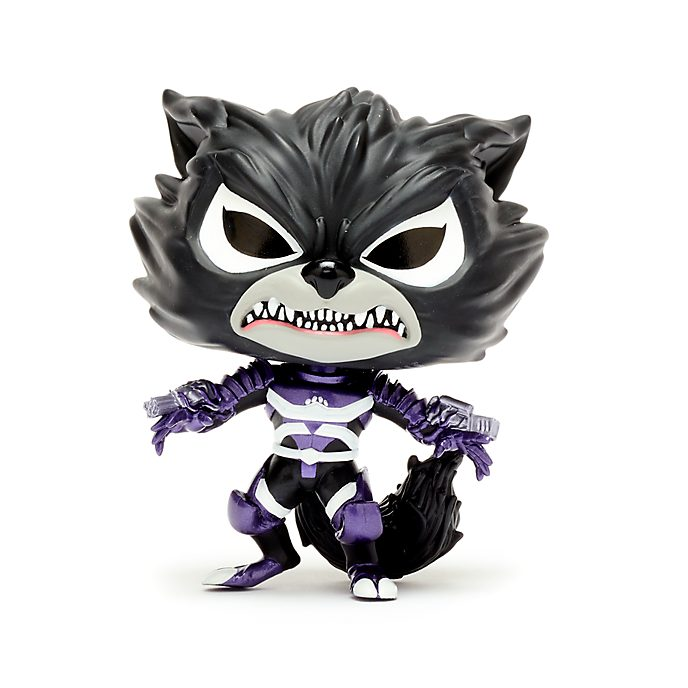 Funko Rocket Raccoon venomisé Pop! en vinyle