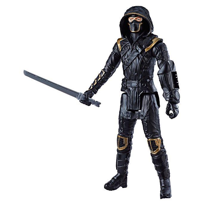 Figura acción Ronin, Titan Hero Power FX, Hasbro