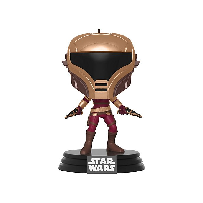 Funko - Star Wars: Der Aufstieg Skywalkers - Zorii Bliss - Pop! Vinylfigur