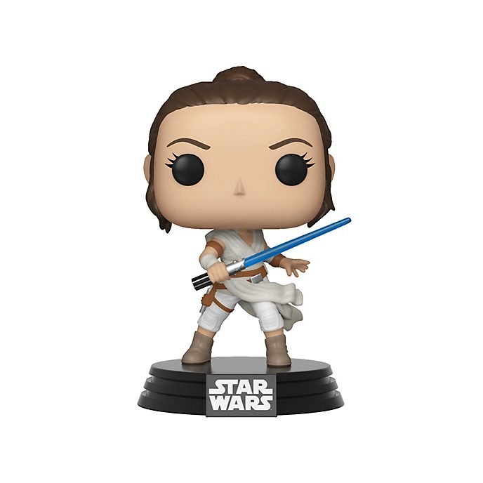 Funko Figurine Rey Pop! en vinyle, Star Wars : L'Ascension de Skywalker