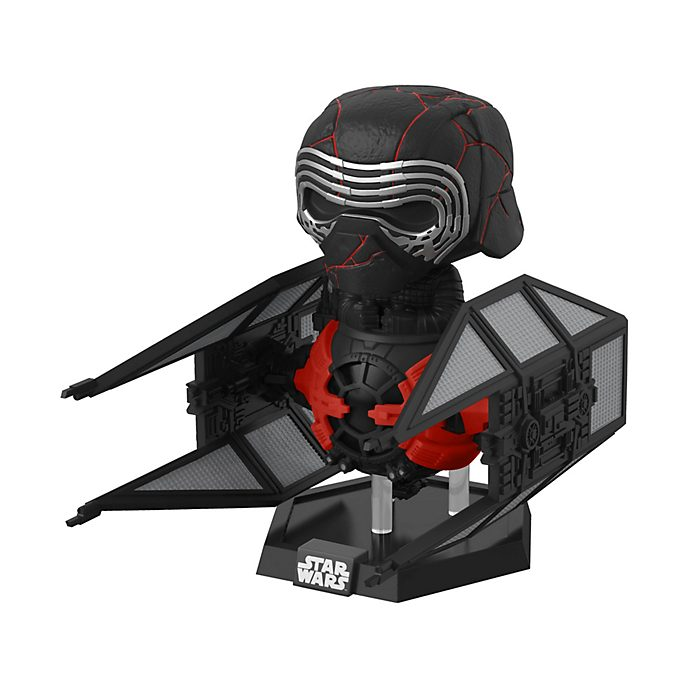 Funko - Star Wars - Kylo Ren mit TIE Fighter - Pop! Vinylfigur