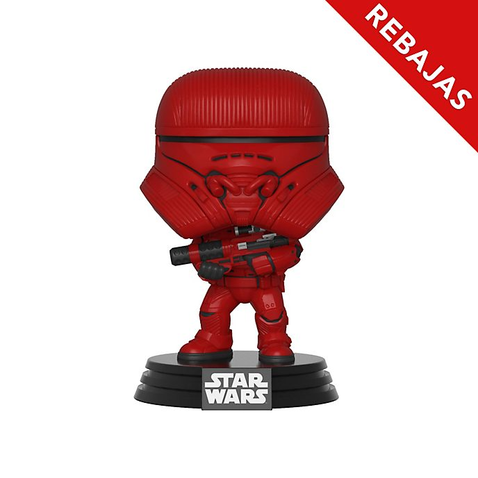 Funko Pop! figura vinilo soldado aéreo Sith, Star Wars: El Ascenso de Skywalker
