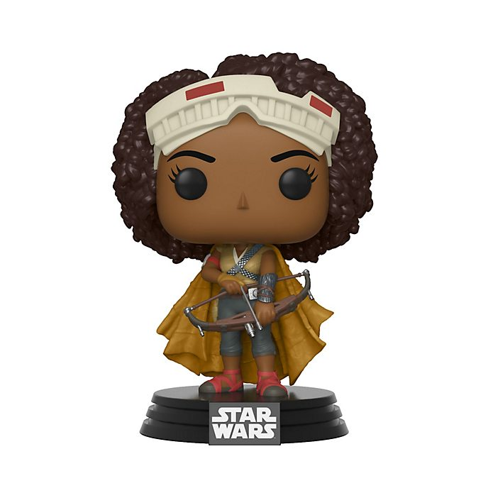 Personaggio in vinile Jannah serie Pop! di Funko Star Wars: L'Ascesa di Skywalker
