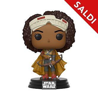 Personaggio in vinile Jannah serie Pop! di Funko Star Wars: L'Ascesa di Skywalker