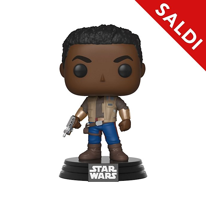 Personaggio in vinile Finn serie Pop! di Funko Star Wars: L'Ascesa di Skywalker