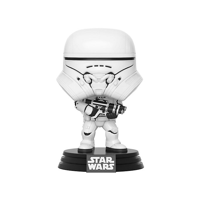 Personaggio in vinile Stormtrooper serie Pop! di Funko Star Wars: L'Ascesa di Skywalker