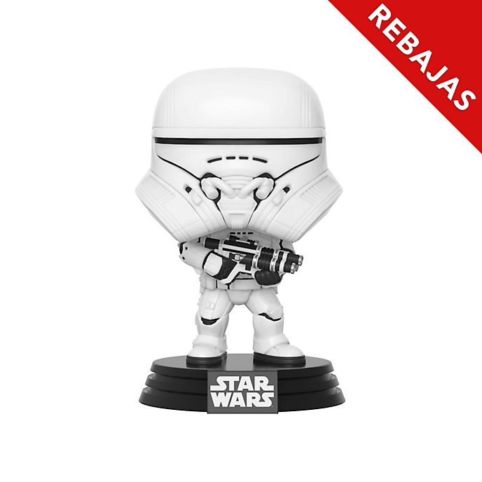 Funko Pop! figura vinilo soldado imperial, Star Wars: El Ascenso de Skywalker