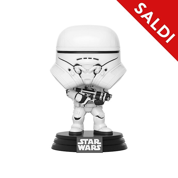 Personaggio in vinile Stormtrooper serie Pop! di Funko Star Wars: L'Ascesa di Skywalker