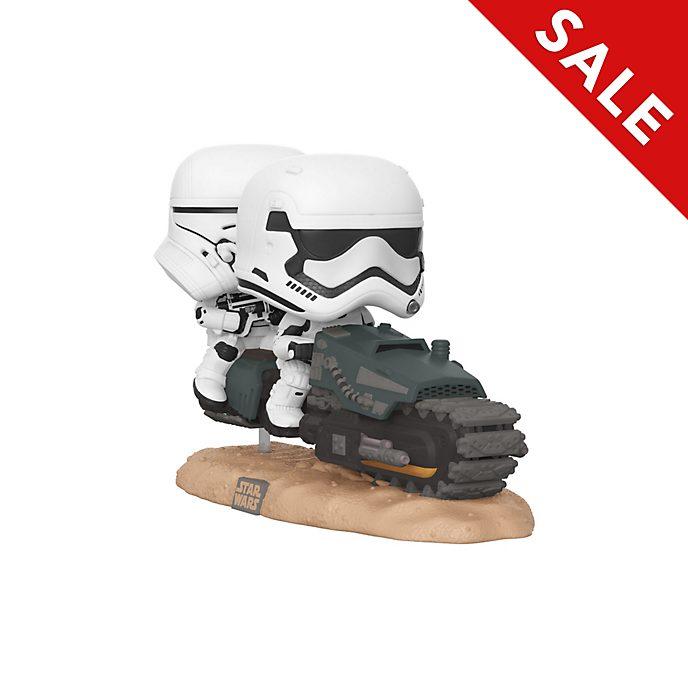 Funko - Star Wars - Scout Trooper mit Speeder Bike - Pop! Vinylfigur