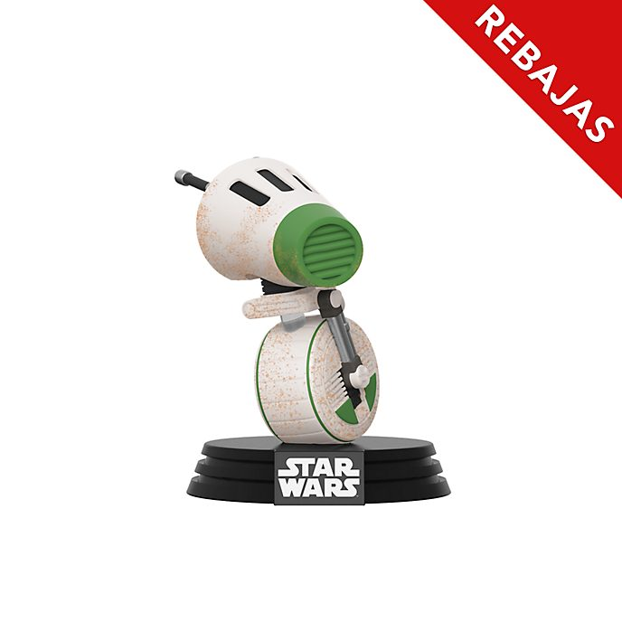 Funko Pop! figura vinilo D-O, Star Wars: El Ascenso de Skywalker