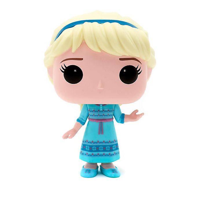 Personaggio in vinile Elsa bambina serie Pop! di Funko Frozen 2: Il Segreto di Arendelle