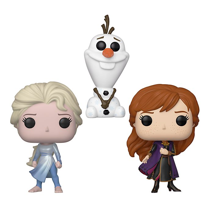 Funko Frozen 2 Exclusive Pop! Vinyl Figures