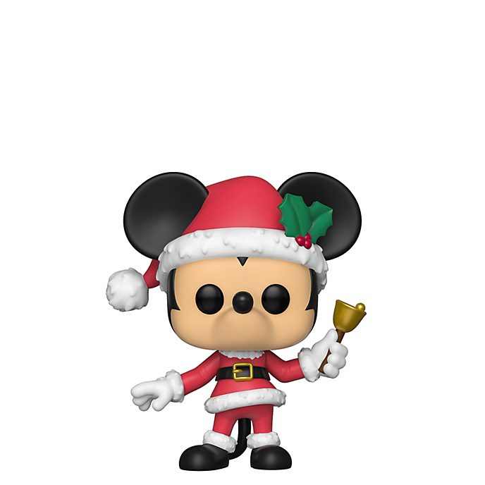 Funko - Micky Maus - Holiday Pop! Vinylfigur