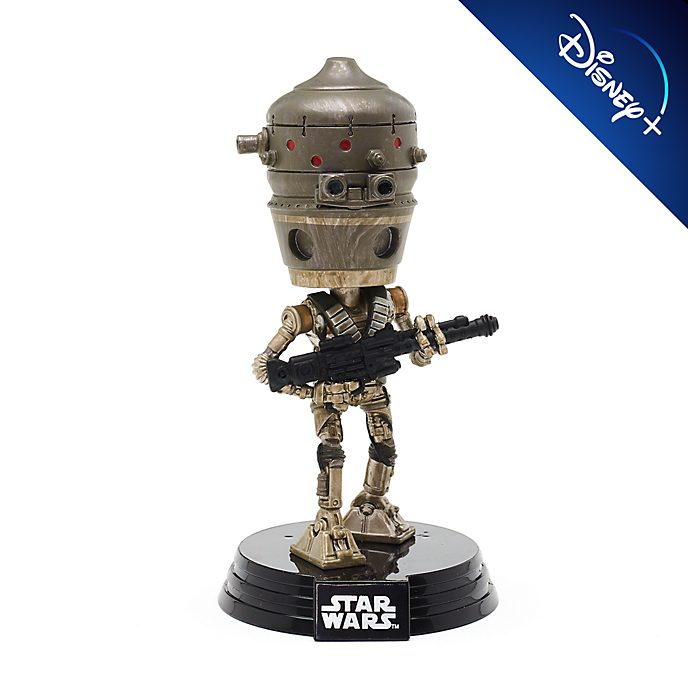 Funko Pop! figura vinilo IG-11, The Mandalorian