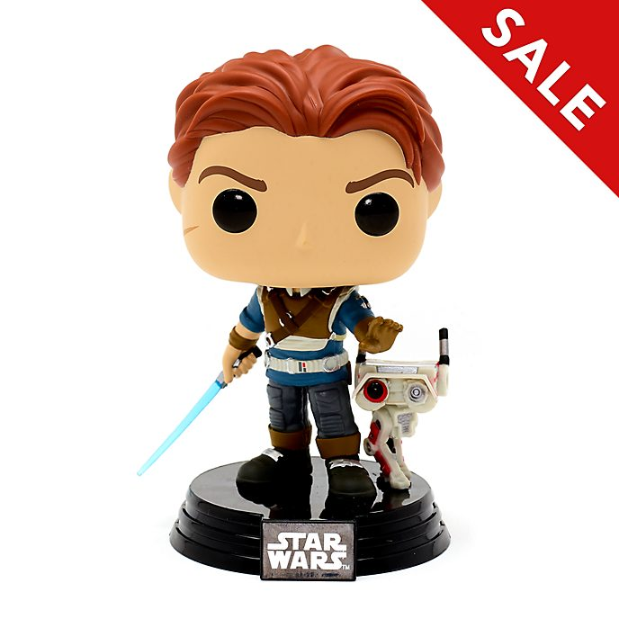 Funko Cal Kestis and BD-1 Pop! Vinyl Figure, Star Wars