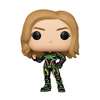 Funko Captain Marvel Neon Suit Pop! Vinyl Figure