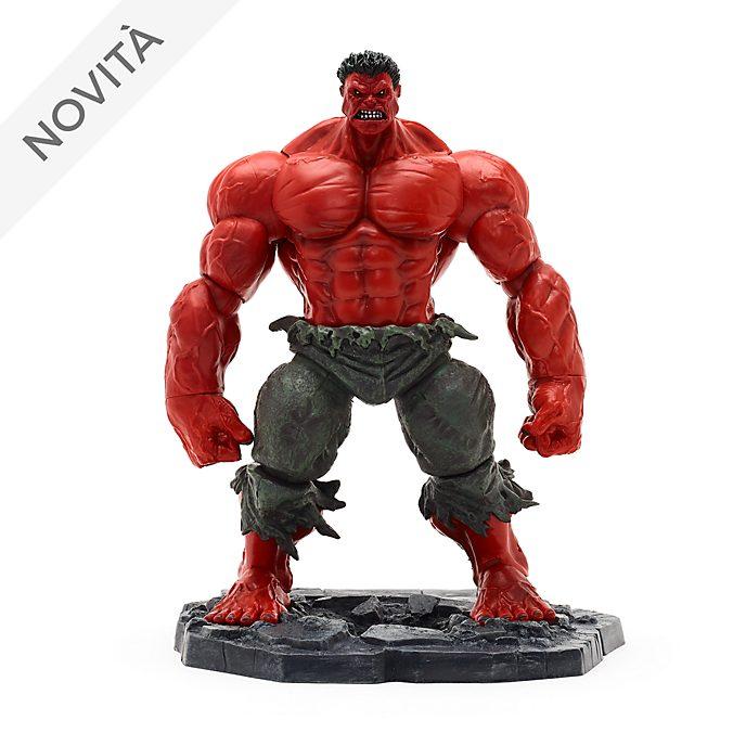 Action figure da collezione Red Hulk Marvel Select