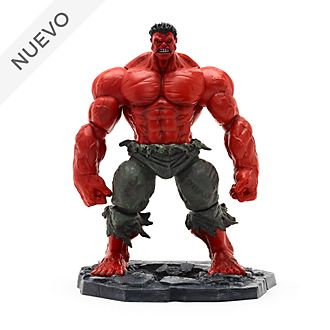 Figura acción coleccionista Hulk Rojo, Marvel Select
