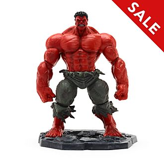 Marvel Select - Roter Hulk - Actionfigur zum Sammeln